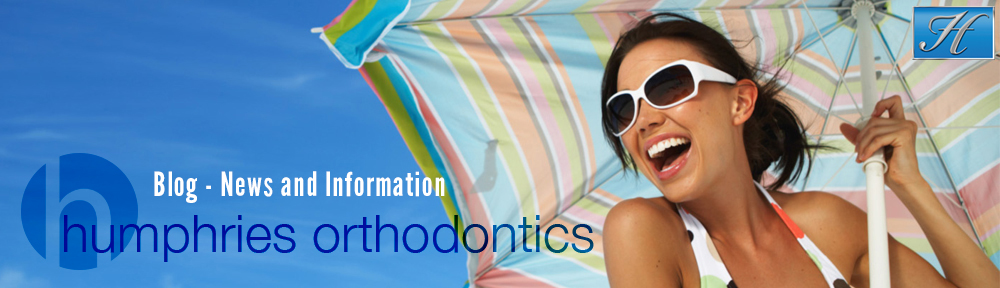Humphries Orthodontics has a New Logo