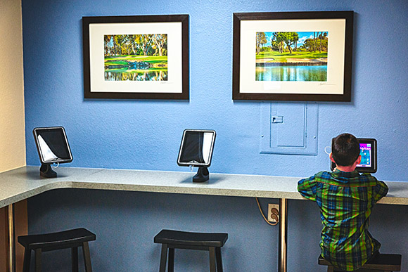Artesia iPad Room - Humphries Orthodontics