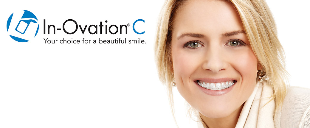 In-Ovation C Brackets at Humphries Orthodontics